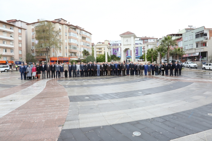 DARICA POLİS HAFTASINI KUTLADI