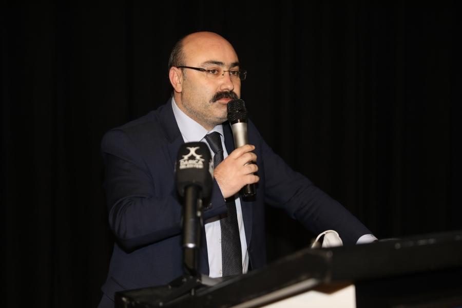 BAŞKAN MUZAFFER BIYIK, CUMHUR İTTİFAKI'NA ÇALIŞMALARI ANLATTI