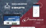 DARICA BELEDİYESİ ARTIK E-DEVLET'TE