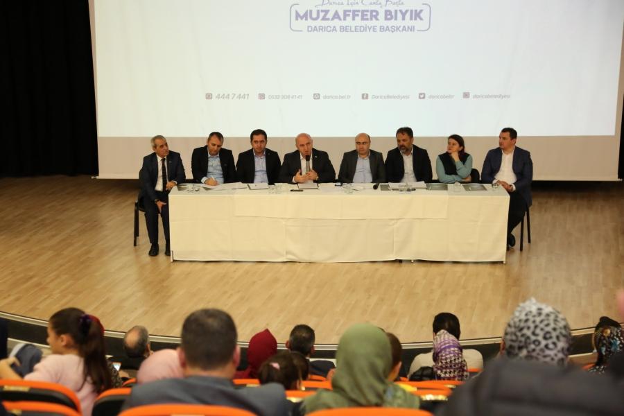 FEVZİ ÇAKMAK MAHALLESİ'NE ŞELALE PARK MÜJDESİ