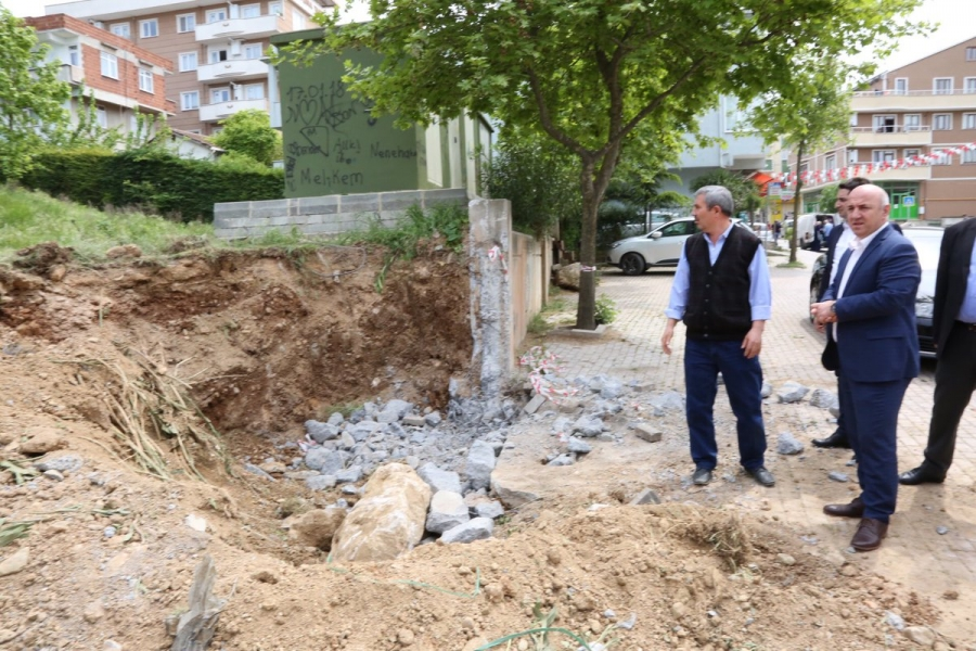DARICA SANCAKTEPE'YE ALTERNATİF ULAŞIM